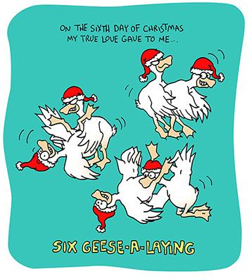 Sick Christmas Cartoons